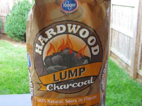 Kroger Lump Charcoal