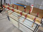 Fence Glue Up