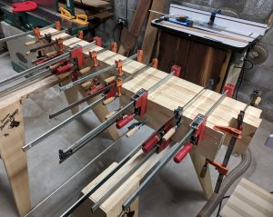 Streacher Glue Up