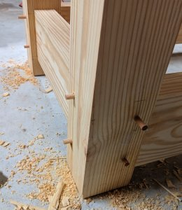 Dowel Joints