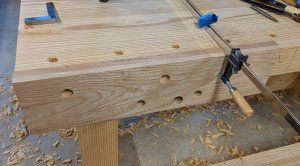 Workbench Chop