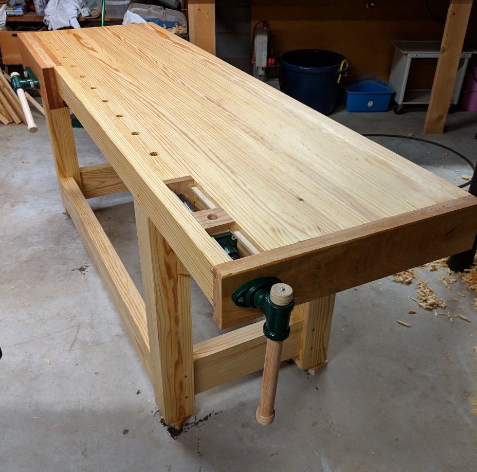 Woodworkers Bench